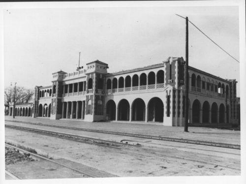 Atchison, Topeka and Santa Fe Railway Company depot, Barstow, California - Page