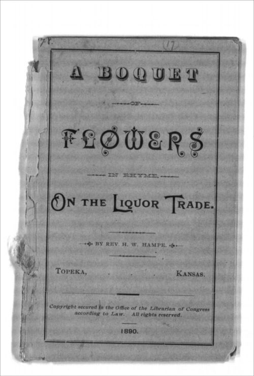A boquet of flowers in rhyme on the liquor trade - Page