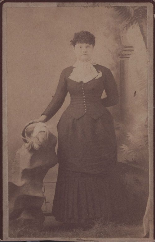 Jennie Adelle Cornish Howe - Page