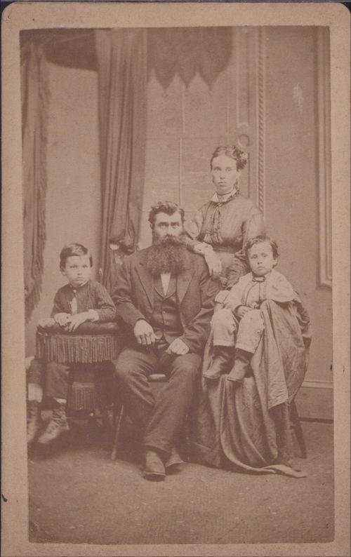 Fletcher Bowman and Clara Livona McCreery Howe family - Page
