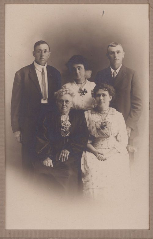 Fletcher Bowman Howe family - Page