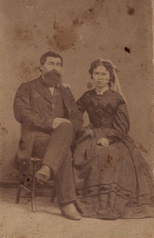 Fletcher Bowman and Clara Livona McCreery Howe - Page