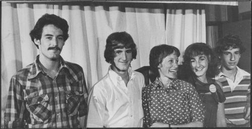 Nancy Landon Kassebaum with her children - Page