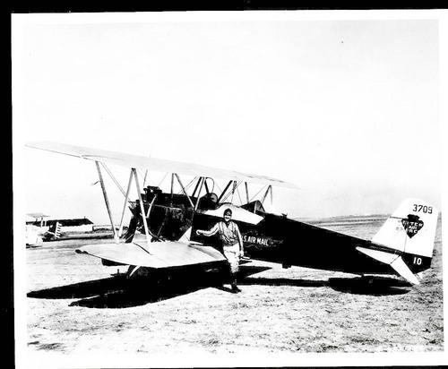 Stearman C-3B - Page