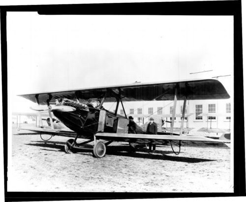 Laird Limousine after conversion to single engine configuration - Page