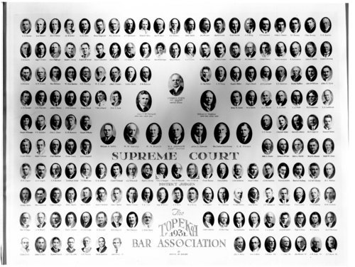 Members of the Topeka, Kansas Bar Association - Page