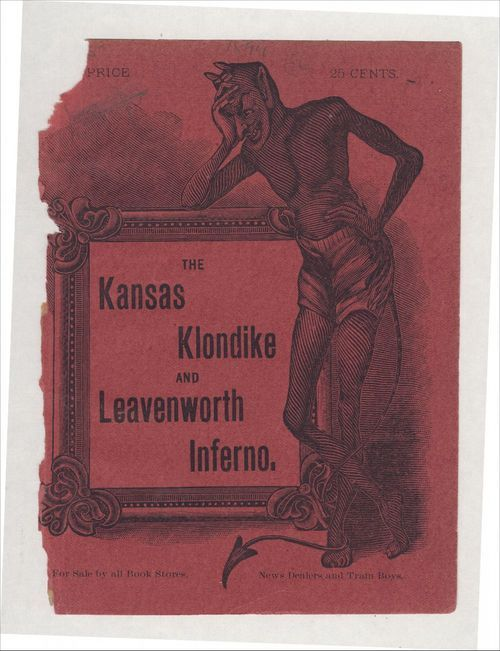 The Kansas Klondike and Leavenworth inferno - Page