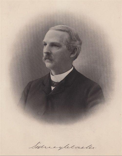 Sidney Clarke