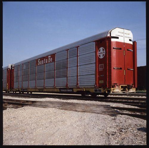Atchison, Topeka & Santa Fe Railway Company autoveyor - Page