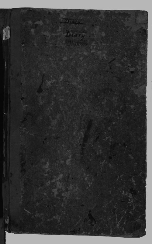 United States Office of Indian Affairs, Central Superintendency, St. Louis, Missouri. Volume 31, Diary - Page