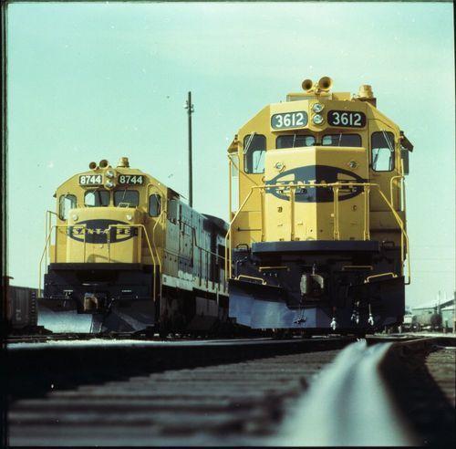 Atchison Topeka & Santa Fe Railway Company loccomotives - Page