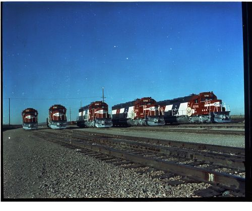 Atchison, Topeka & Santa Fe Railway Company's bicentennial locomotives - Page