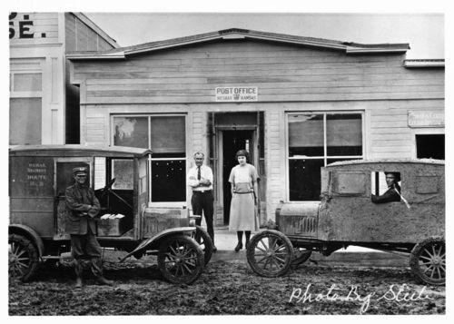Weskan post office, Wallace, Kansas - Page