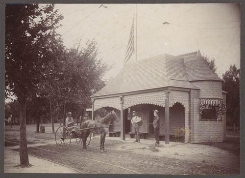 Topeka Post Office, Topeka, Kansas - Page