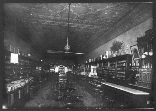 Sorgatz Drugstore, Concordia, Kansas - Page