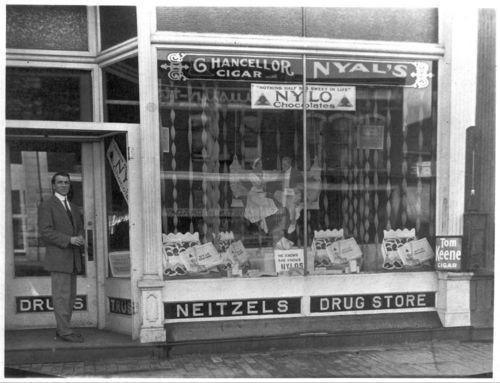 Neitzel's Drug Store, Concordia, Kansas - Page