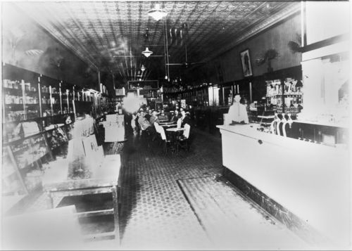 Barricklow Drug Store, Great Bend, Kansas - Page