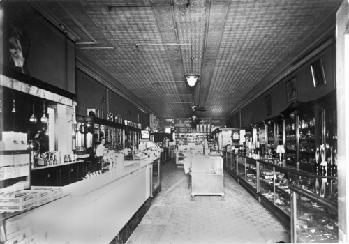 Holmes Drug Store, Great Bend, Kansas - Page