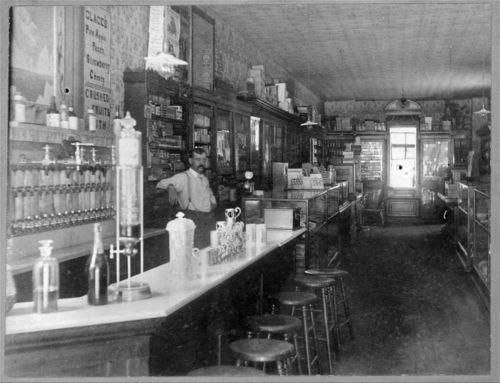 Miller Drug Store, Topeka, Kansas - Page