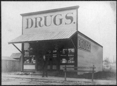 Durant Drug Store, Topeka, Kansas - Page