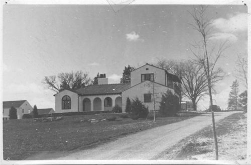 Cecil Howe residence, Topeka, Kansas - Page