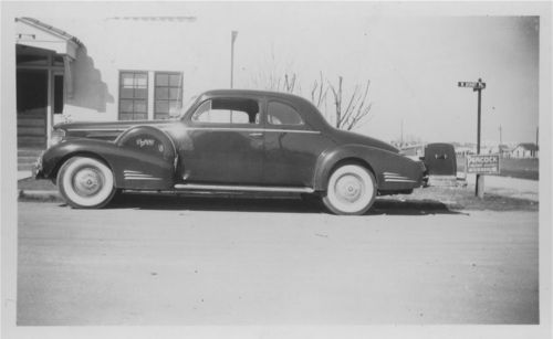 Dr. John Brinkley's automobile - Page