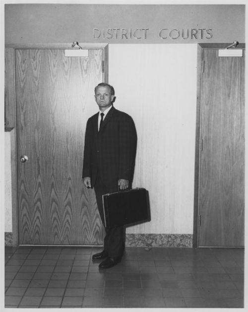 Vern Miller, Kansas Attorney General - Page
