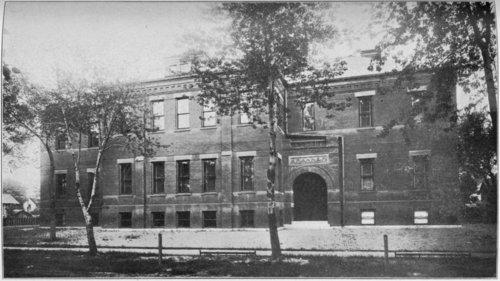 Branner School, Topeka, Kansas - Page