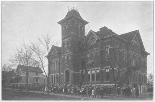 Garfield School, Topeka, Kansas - Page