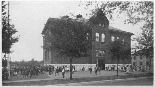 Lowman Hill School, Topeka, Kansas - Page