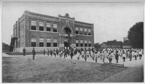 Washington School, Topeka, Kansas - Page
