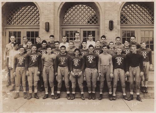 Wichita North High School football team, Wichita, Kansas - Page