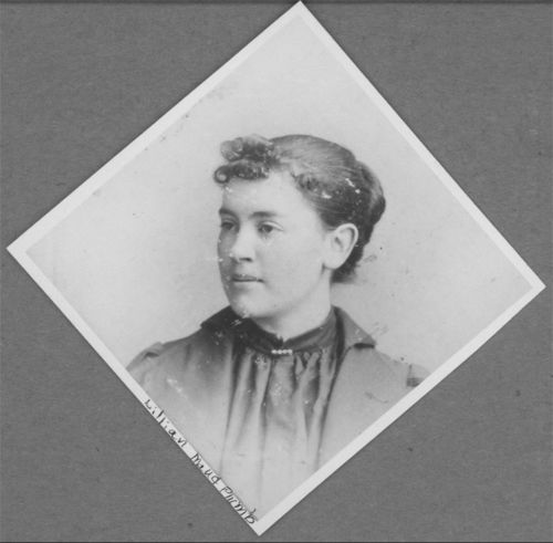 Lillian Maud Plumb Losey - Page