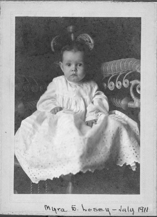 Myra E. Losey - Page
