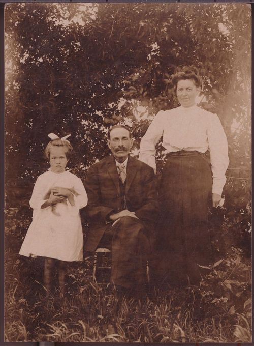 Grace, William Henry and Lillian Maud Plumb Losey - Page