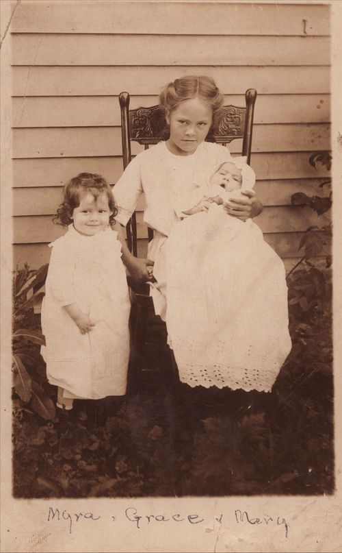 Myra, Grace, and Mary Losey - Page