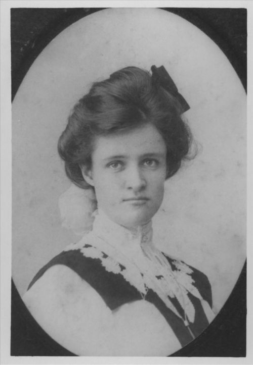 Helen Morgan Van Scyoc - Page