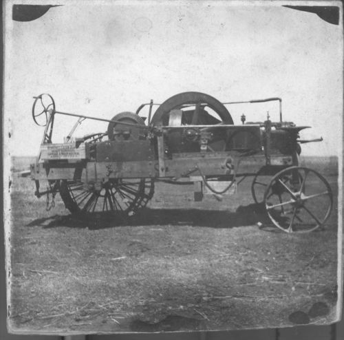 Tractor invented by George Pine Crippen - Page