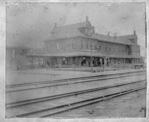 Chicago, Rock Island & Pacific Railroad depot, Goodland, Kansas - Page