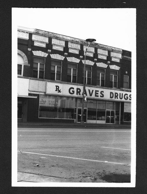 Graves Drug Store, Emporia, Kansas - Page