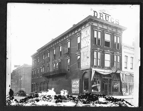 Dick Brothers Drug Store, Lawrence, Kansas - Page