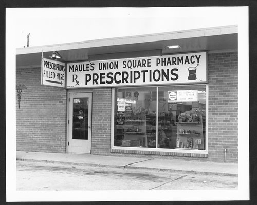 Maule's Union Square Pharmacy, Wichita, Kansas - Page