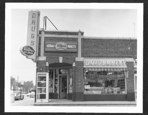 University Drug Store, Wichita, Kansas - Page