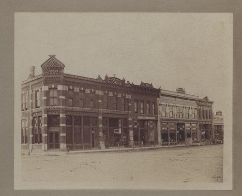 Street Scene, Osborne, Kansas - Page