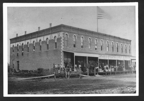 Allison and Denver Drugs and Groceries, Hutchinson, Kansas - Page