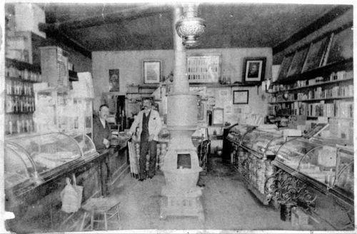 C. A. Smith Drug Store, Oakley, Kansas - Page