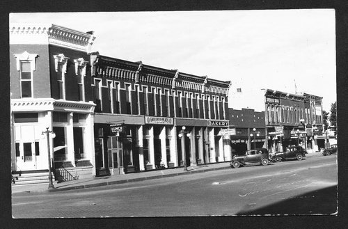 Commercial Street, Lyons, Kansas - Page