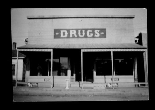 Linn Pharmacy and Drug Store, Linn Kansas - Page