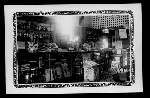 Linn Pharmacy and Drug Store, Linn Kansas - Page
