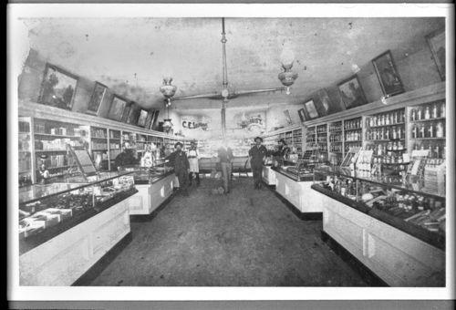 C. E. Sidlinger's Drug Store, Hutchinson, Kansas - Page